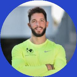 Alberto de Training Around the World